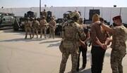 الامن العراقي يلقي القبض على إرهابي في احدى سيطرات الأنبار