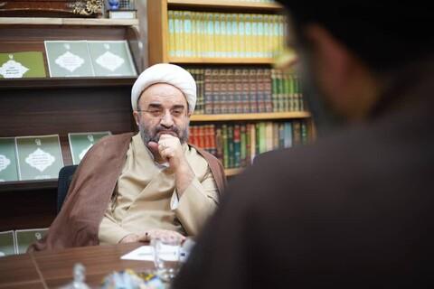 حجت الاسلام والمسلمین مشهدی آقایی