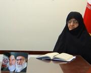 قدردانی مدیر حوزه علمیه خواهران گلستان از حضور مردم در انتخابات