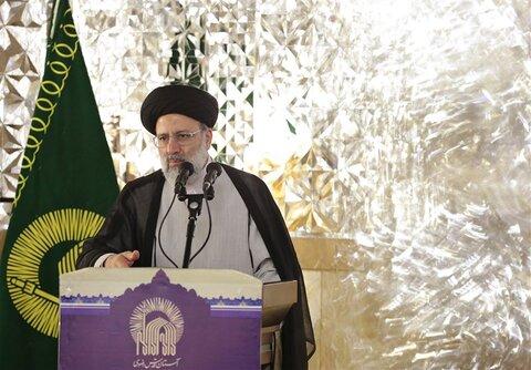 حجت الاسلام والمسلمین رئیسی
