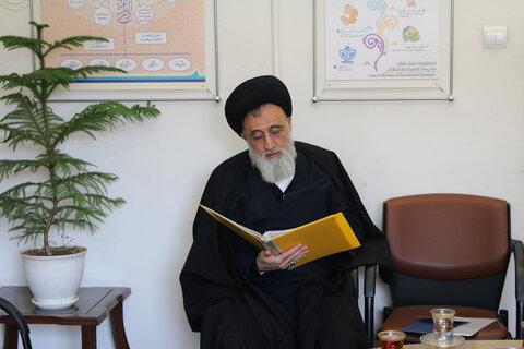 آیت الله سیدمحمدرضا مدرسی یزدی