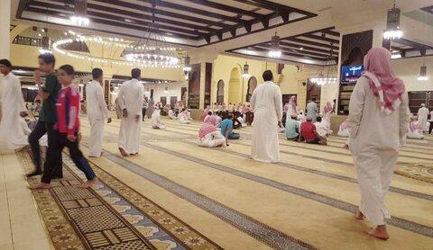 مسجد - عربستان