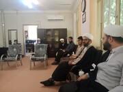 تقدیر از طلاب و روحانیون فعال در ستاد حضور حداکثری استان ایلام