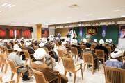 تصاویر/ نشست مبلغین و ائمه جماعات مساجد اصفهان به مناسبت ولادت امام رضا(ع)