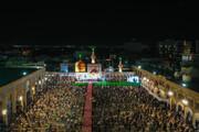 تصاویر / جشن بزرگ میلاد امام رضا علیه السلام در یزد