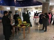 خادمان رضوی با کادر درمان بیمارستانهای بوشهر دیدار کردند