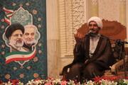 انقلاب اسلامی میراث حضرت رضا(ع) است