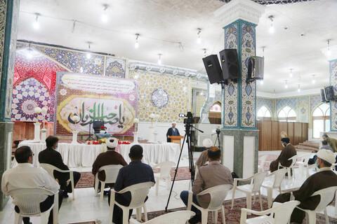 آیین افتتاحیه مرکز تخصصی شیعه شناسی امیرالمؤمنین(ع) در اهواز