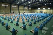 توزیع ۲۵۰ بسته معیشتی بین نیازمندان لرستانی