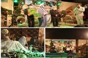 شمیم رضوی به موسسه آموزش عالی حوزوی امام حسین(ع) یزد رسید