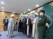 تصاویر/ آئین تجلیل از مبلغان فعال عرصه مشارکت حداکثری در انتخابات خراسان شمالی