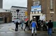 صوت | گفتوگو با خانم کمالی که در شهر بیرمنگام انگلیس هنگام رای گیری مورد هجوم منافقین قرار گرفت