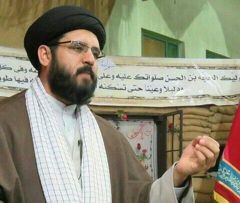 حجت الاسلام والمسلمین سید محمد جوادی آملی