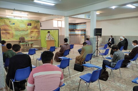 تصاویر/ آیین افتتاحییه دوره تابستانه تربیت مربی حفظ قران کریم