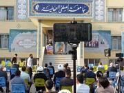 طلاب غیر ایرانی در تبریز معمم شدند