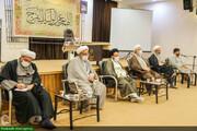 بالصور/ انعقاد ندوة لمديري المدارس العلمية في محافظة أصفهان