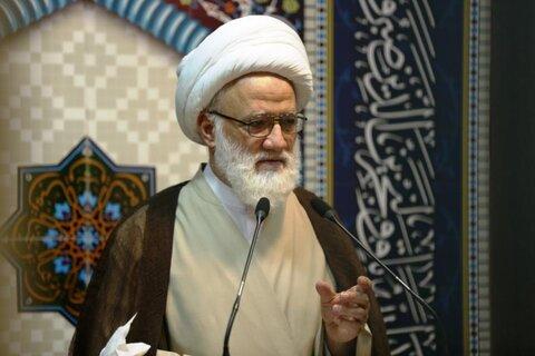 آیت الله محمد یعقوبی از علمای عراق