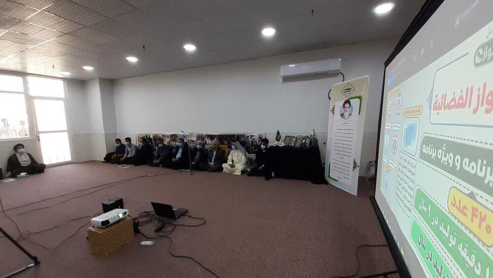 دیدار مدیرکل شبکه جهانی الاهواز با نماینده ولی فقیه در خوزستان