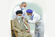 Imam Khamenei: I am grateful to those who provided the country with this great capability