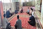 برگزاری اردوی طلاب جدیدالورود شهرستان اسلام آباد غرب