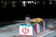 استان قزوین معطر به شهید گمنام دفاع مقدس شد