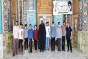 تصاویر/ برگزاری اردوی طلاب جدیدالورود شهرستان اسلام آباد غرب