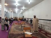 تصاویر/ امتحانات ترم دوم طلاب مدرسه علمیه امام صادق (ع) بیجار