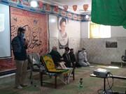تصاویر/ حضور خدام آستان قدس رضوی در مدرسه علمیه علی بن موسی الرضا(ع) یاسوج