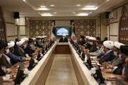 تصاویر/ دومین نشست مدیران میانی مرکز مدیریت حوزه های علمیه