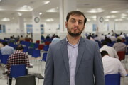 آزمون پذیرش دانشکده دین و رسانه قم برگزار شد