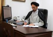 پیام تبریک رئیس مرکز خدمات حوزههای علمیه به رئیس جدید قوه قضائیه