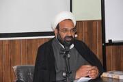 رهبری انقلابو پشتوانه ملت ایران رمز شکست دشمنان است