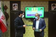 گزارشی از امضای تفاهم نامه بین استانداری قم و بنیاد ۱۵ خرداد در راستای حمایت از فرزندآوری