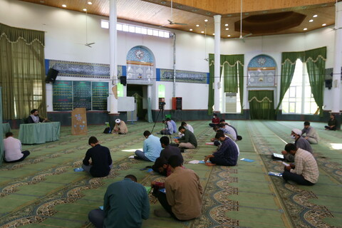 تصایر/ برگزاری کلاس های دوره تخصصی کنشگران حوزوی رسانه و فضای مجازی در رامسر