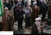 فیلم| نشست خبری چهلمین سالگرد اقامه نمازجمعه استان قزوین