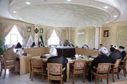جلسه مشترک مدیران و معاونان جامعةالزهرا و جامعةالمصطفی برگزار شد