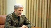 ایران ایک بین الاقوامی طاقت بن گیا، مغربی ماڈل منہ کے بل گر پڑا ہے، ایران کے وزیر دفاع
