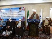 حجت الاسلام جمشیدی، مدیر جدید مرکز خدمات استان سمنان شد