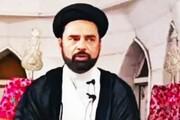 """مولانا سید صابر حسین نقوی """"سلطانی"""" انتقال کر گئے"""