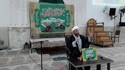 اولین گردهمایی حلقات قرآنیطرح یاوران قرآن در قم برگزار شد