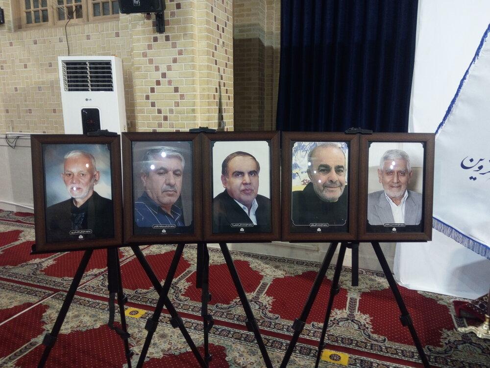 تجلیل از ۱۷۰ خادم نماز جمعه قزوین