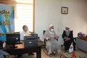 اولین باجه صندوق مجازی دفتر تبلیغات اسلامی در تهران راه اندازی شد