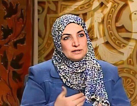"""""""الهام شاهین"""" استاد اعتقاد و فلسفه در دانشگاه الازهر"""