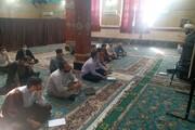 تصاویر/ دوره تابستانه مدرسه علمیه امام خمینی(ره) شهر کرمانشاه