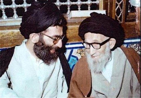 آیتالله حاج سیدجواد خامنهای