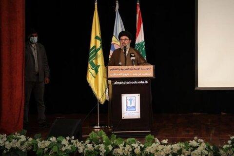 سید هاشم صفی الدین رئیس شورای اجرایی حزب الله