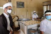 بالصور/ ممثل الولي الفقيه في محافظة خراسان الشمالية يتفقد مخابز مدينة بجنورد شمالي شرقي إيران