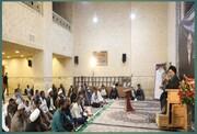 مراسم یادبود مبلّغ برجسته شیعه «سید سعید اختر رضوی» برگزار شد