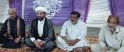 جیکب آباد میں گستاخ اہلبیتؑ عبد الرحمن سلفی کے خلاف احتجاجی مظاہرہ و دھرنا