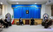 حوزه علمیه ستون فقرات حکومت اسلامی است